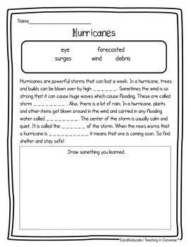 natural disasters severe weather hurricanes weather hurricane natural disasters and reading. Black Bedroom Furniture Sets. Home Design Ideas