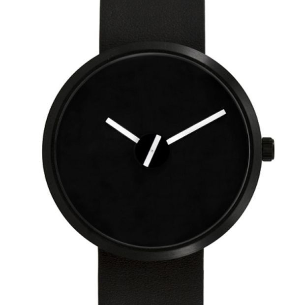 Sometimes Watch in Black by Projects - Pop! Gift Boutique