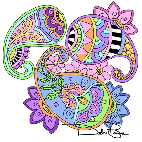 17 best images about doodles zentangles drawings on for Basic doodle designs