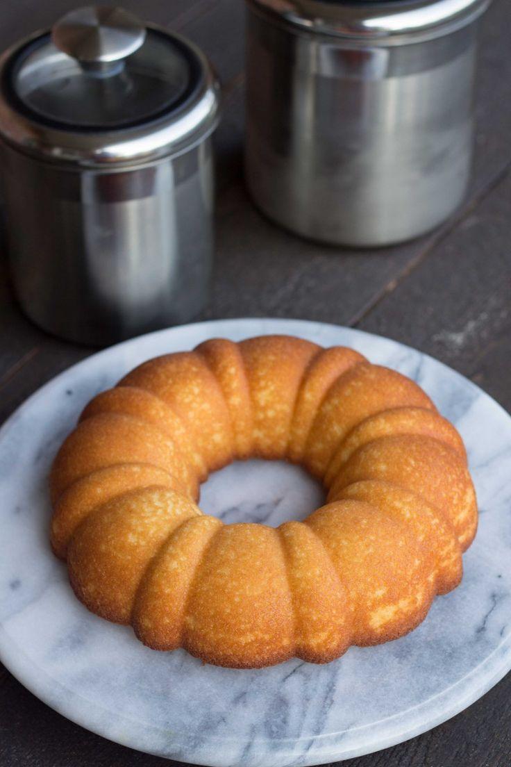 Sockerkaka (Swedish Sponge Cake) » The Table