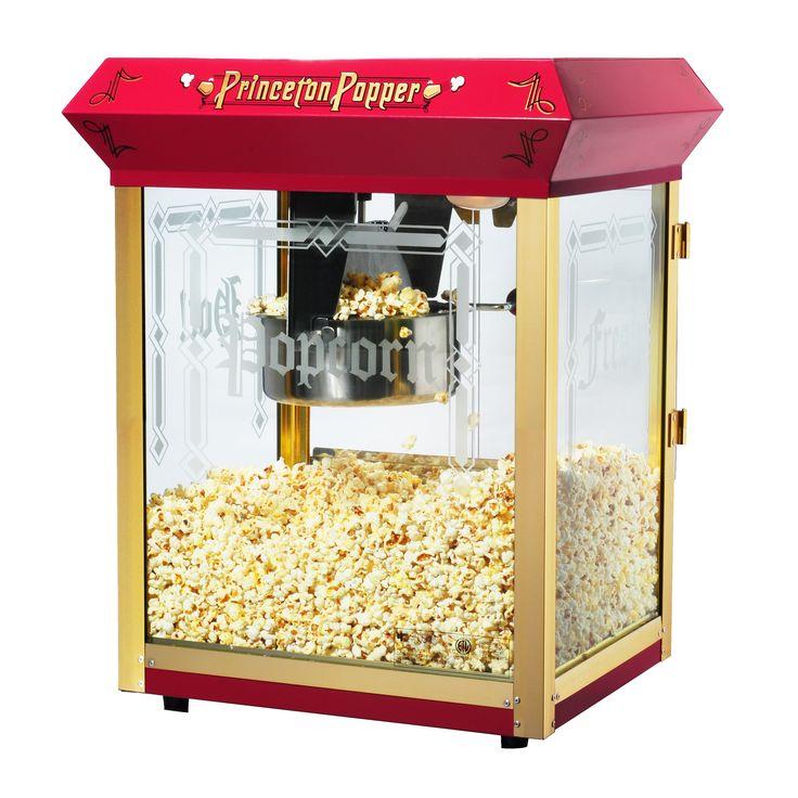Great Northern Popcorn 6045 Princeton Antique Popcorn Maker - 6045