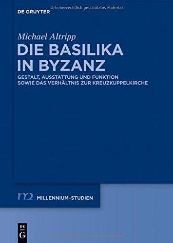 Estudio que demuestra que la estructura centralizada de la arquitectura bizantina no es tan arquetípica como se supone