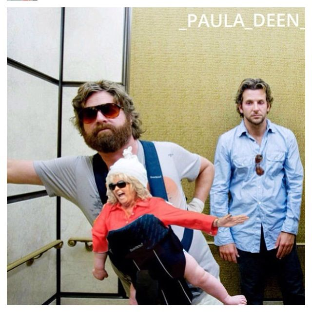 paula deen writing things After eight previous tries, the husband of celebrity chef paula deen has won the  hemingway look-alike contest held in the city where writer.