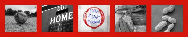Fifth Grade Dugout: Baseball Theme Classroom Sayings