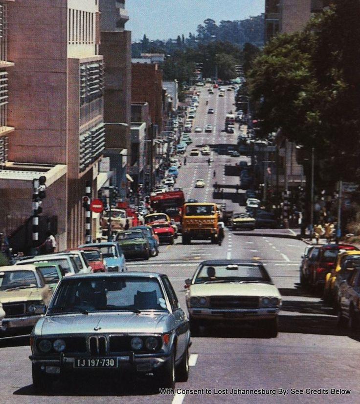 Jorrisen Street 1982