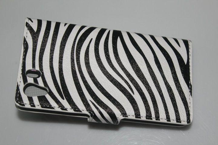 [SXZ-097-4]Leather Case for Sony Xperia Z