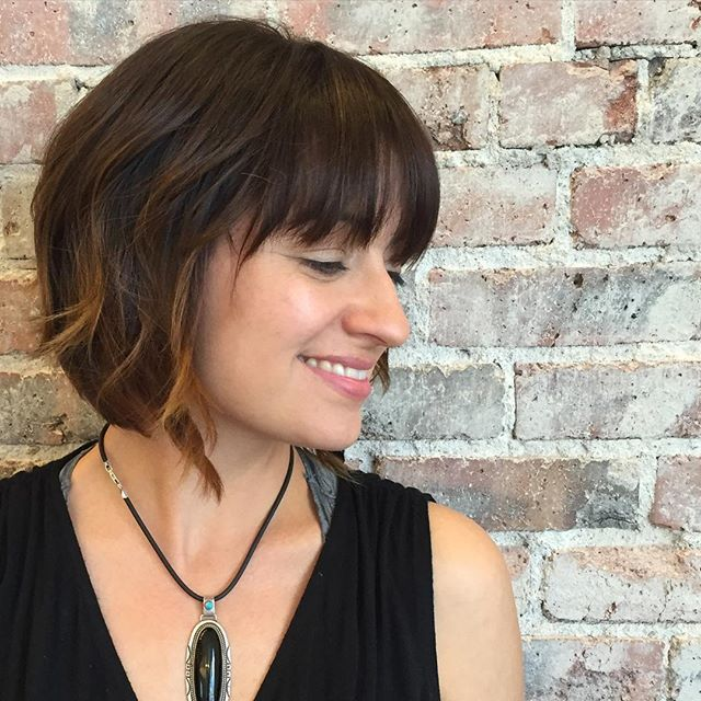 26 Hottest Bob Haircuts & Hairstyles You Should Not Miss This Year - Page 4 of…