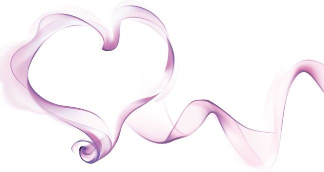 Purple Ribbon Heart Shaped Curved Png Creative Elements Download The Hd Full Version On Heypik Com Heypik Pink Heart Wed Ribbon Png Heart Shapes Creative