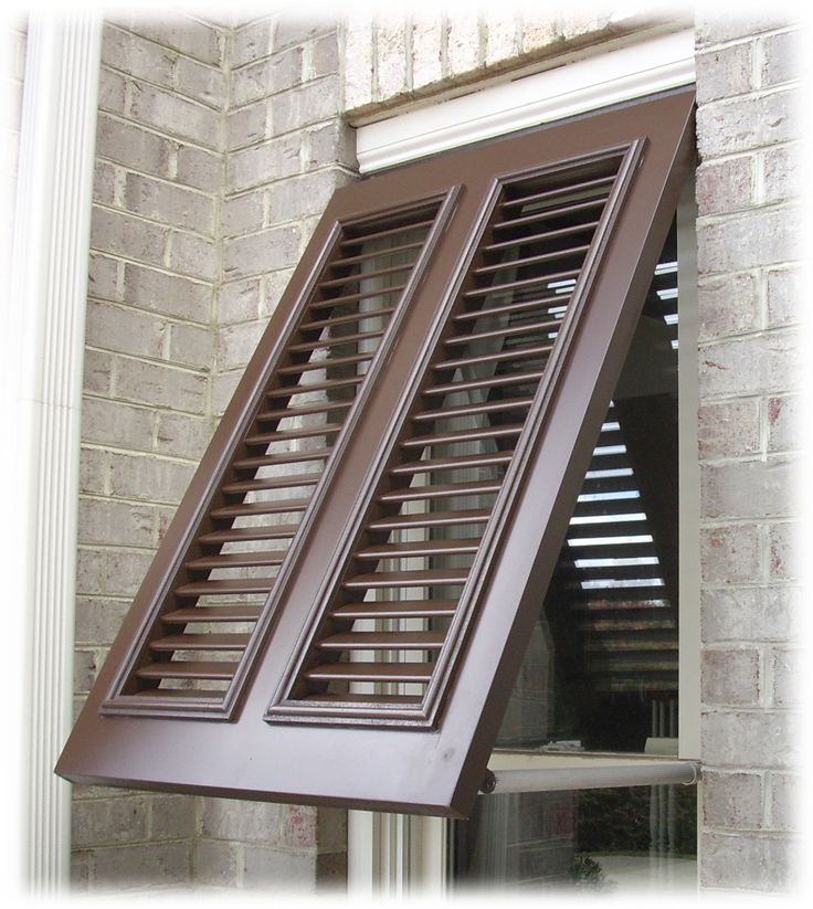 exterior house shutters | Exterior Window Shutters: Decorating The Architecture of Your Home