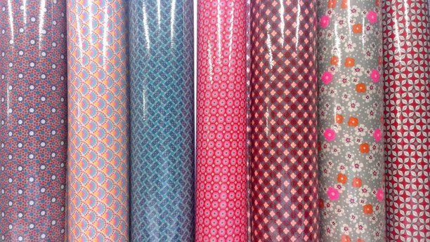 B.A.B.A pour la couture du tissu enduit - Les Carollaises, tissu enduit au mètre Plus
