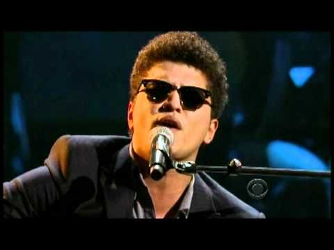 "Bruno Mars - ""Just The Way You Are"" 12/1 Grammy Nominations Show (TheAudioPerv.com)"