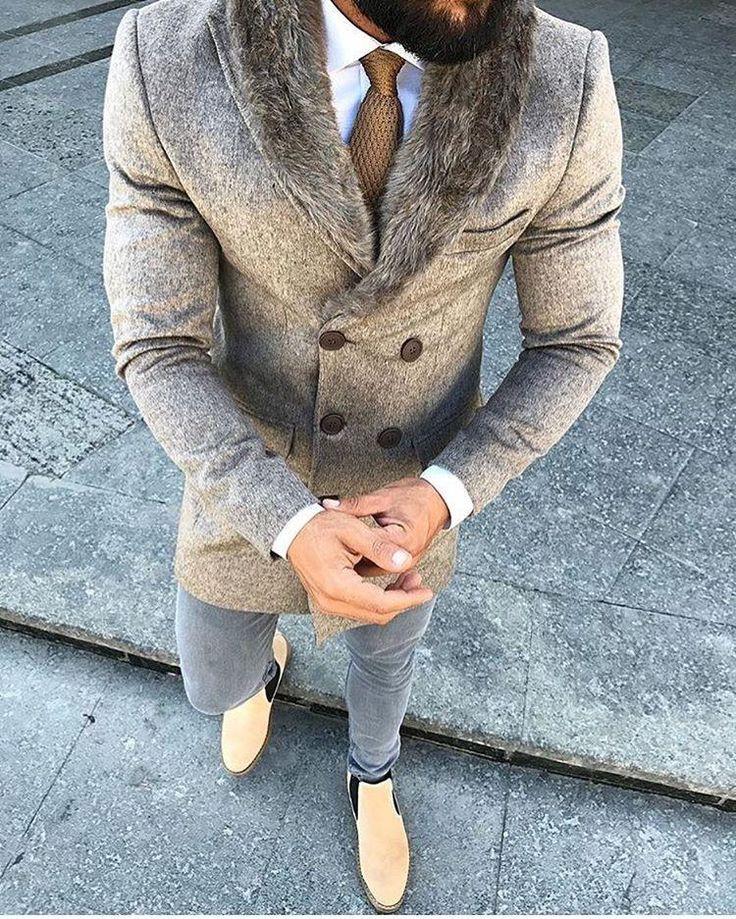 Winter Plain Slim Button Floss Padded Long Coat
