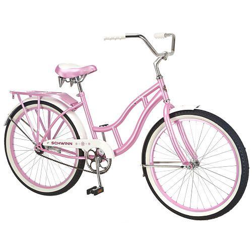 Girls' 24 Inch Schwinn Destiny Bike