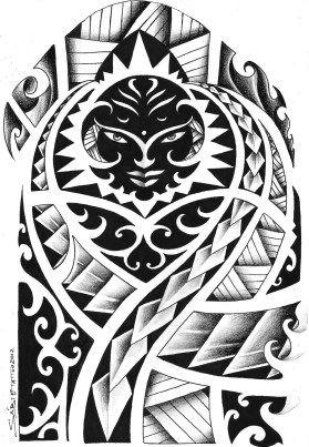 100 desenhos Tribais