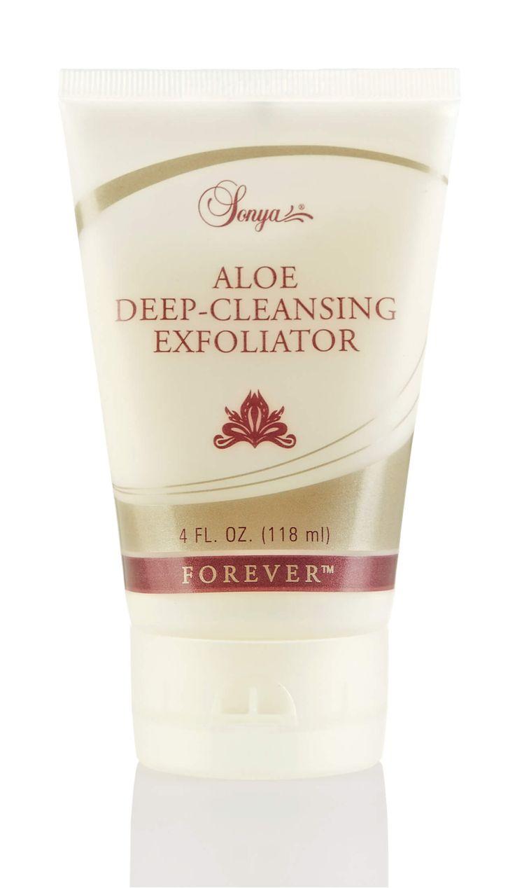 Is your skin in need of extra #exfoliation? The Sonya #Aloe Exfoliator is your best bet. #FLP http://link.flp.social/sJ9Z2z
