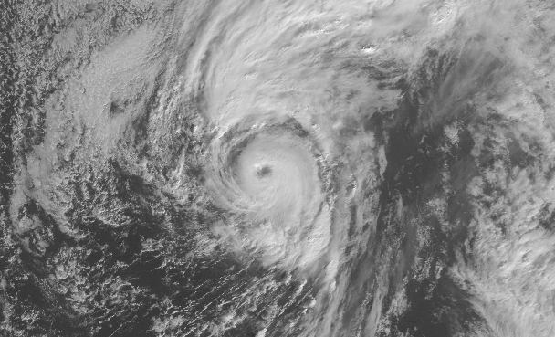 January 2016 winter hurricane. This hasn't happened in 78 years.