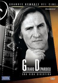 DVD DOC 168 - Gerard Depardieu: una vida divertida (2000) Francia. Dir: Jean-Claude Guidirelli. Biográfico. Sinopse: a través de entrevistas, repásanse momentos da vida de Depardieu, tales como os seus inicios no teatro, a súa paixón polos viñedos e os seus comezos no cinema, medio no cal traballou como actor e como director, obtendo nomeamentos, premios e os galardóns máis importantes. En definitiva atopámonos ante un dos actores franceses máis representativos da historia