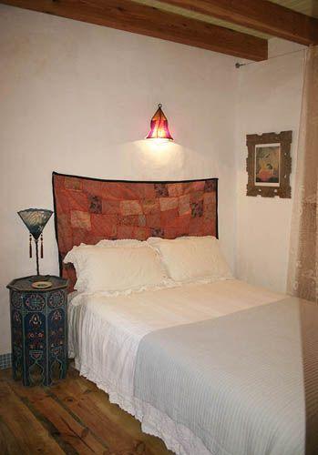 Cosy, romantic bedroom, Casa Navidad, Alhama de Granada