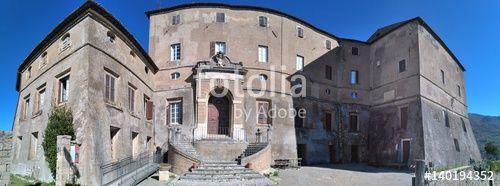Rocca dei Borgia - Subiaco - Roma - Lazio -Italia