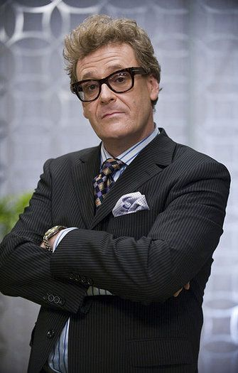 Greg Proops, dressed like an adult man should be dressed.