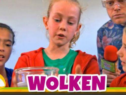 Bekijk het filmpje: Wolken Maken Proefje. Kinderfilmpjes, afleveringen en kinderliedjes op Minipret.nl
