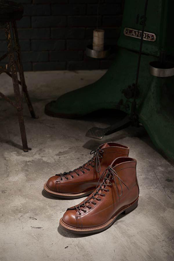 Und Wing New LinemanBoot – Red Heritage Stiefel Porn Männer 3RL5jAc4q