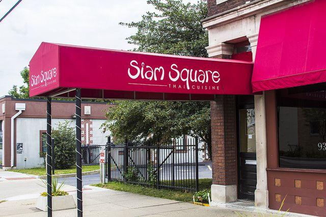 Siam Square Thai Food - Indianapolis