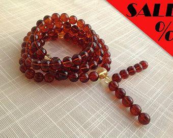Natural amber 10mm red Tibet Buddhist 108 Prayer Beads Mala Necklace, Yoga Meditation Beads, Yoga Beads