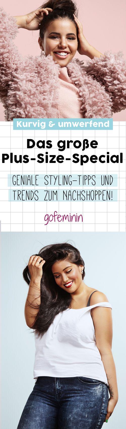 287 besten styles f r kurvenstars angesagte plus size - Modetipps fa r mollige ...