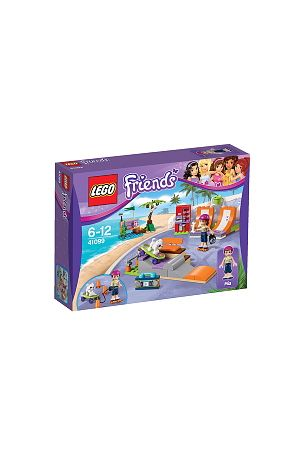 LEGO Friends Heartlakes skateboardpark 41099