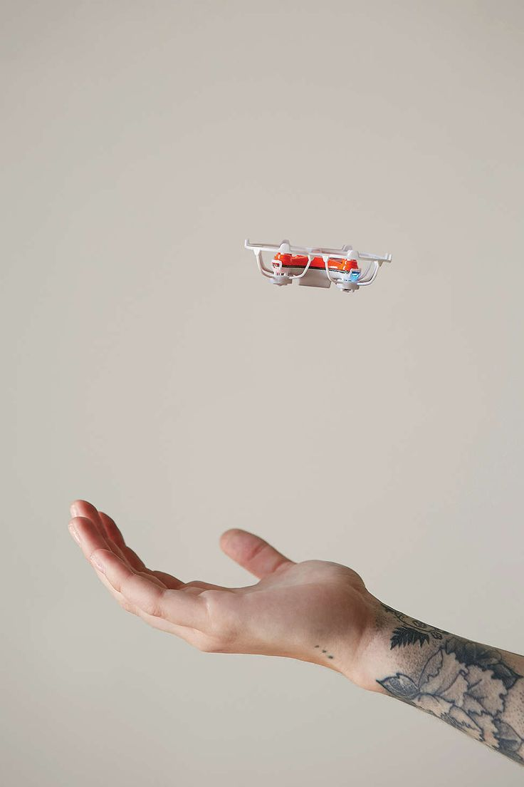 Skeye Nano Drone Quadcopter | An itty bitty drone! How cool is that?