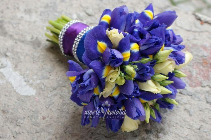 Kolorowe Inspiracje Ślubne: Niebieski