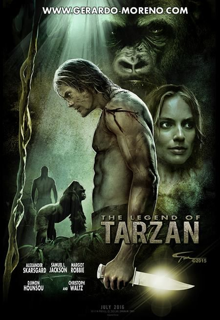 The Legend of Tarzan full movie dailymotion