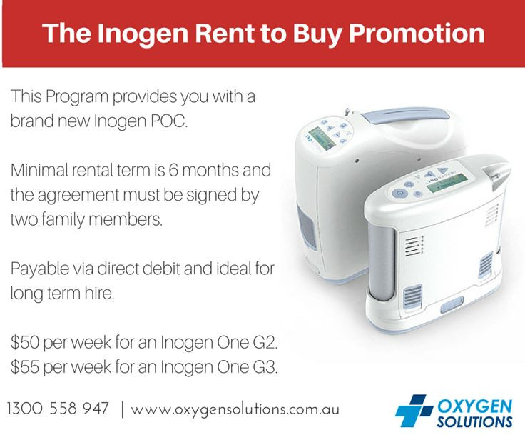 We've got several Oxygen Solutions Promotions going on.  Check them out at http://oxygensolutions.com.au/promotions/