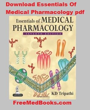 22 best medical books free download images on pinterest medical kd tripathi essentials of medical pharmacology pdf review and download free fandeluxe Choice Image