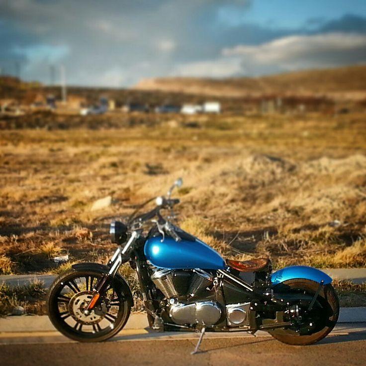 Kawasaki Bobber Kits – Idea di immagine del motociclo