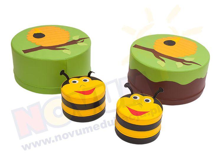 NOVUM - Pszczółka - pufka