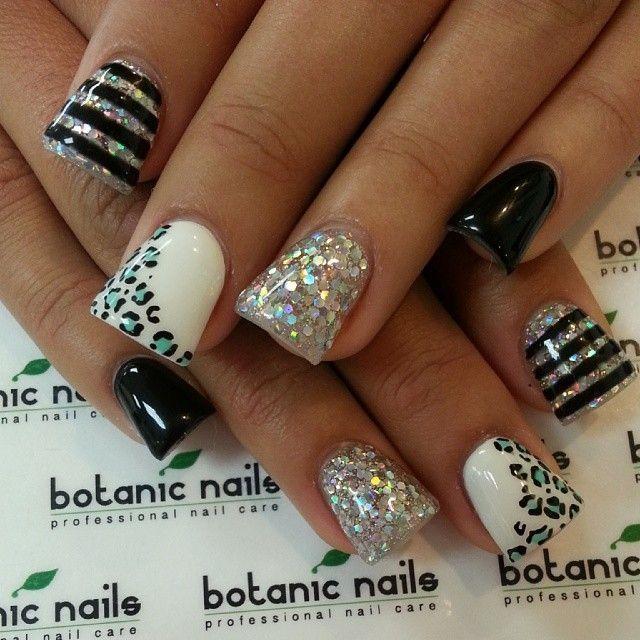 21 botanic nails design 2015