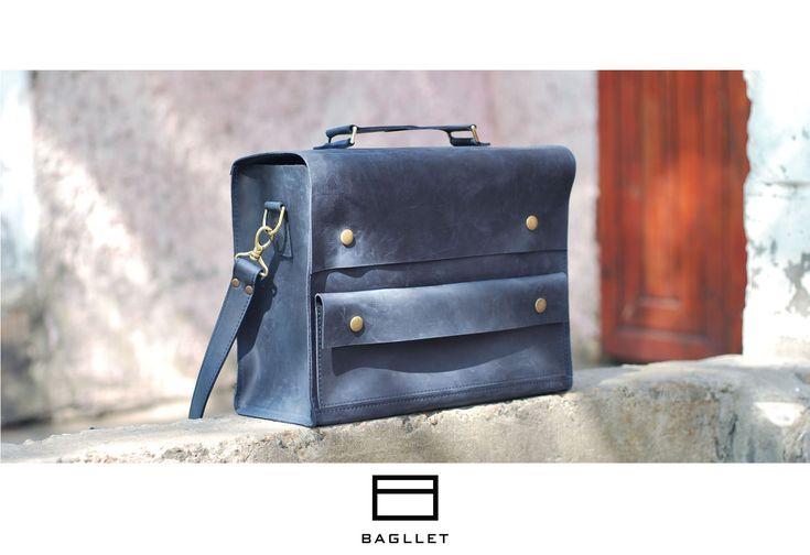 Кожаная сумка от Bagllet. Натуральная кожа, ручная работа. Кожаная сумка, кожаный кошелек, натуральные материалы, изготовление кожаных изделий под заказ. Специальное предложение для студентов.