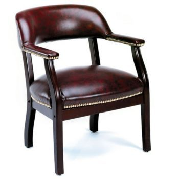 Traditional Captains Guest Arm Chair - 8802562 and other Browse All Office Furniture