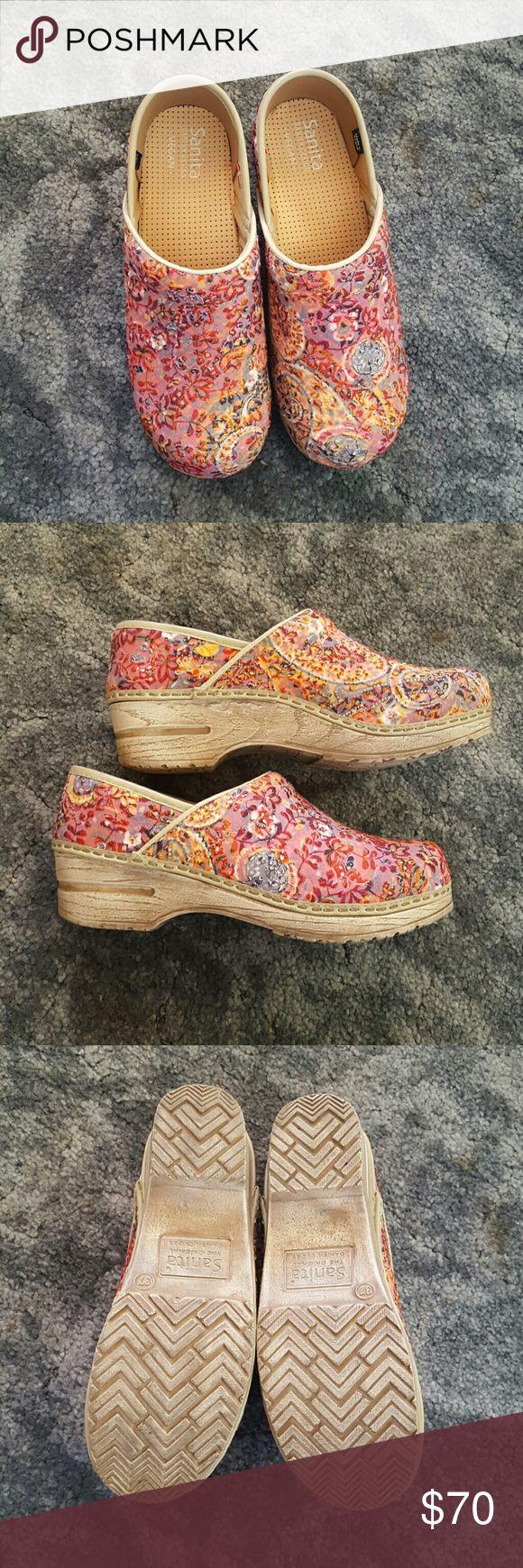 Selling this Sanita clogs on Poshmark! My username is: mdionnel. #shopmycloset #poshmark #fashion #shopping #style #forsale #sanita #Shoes