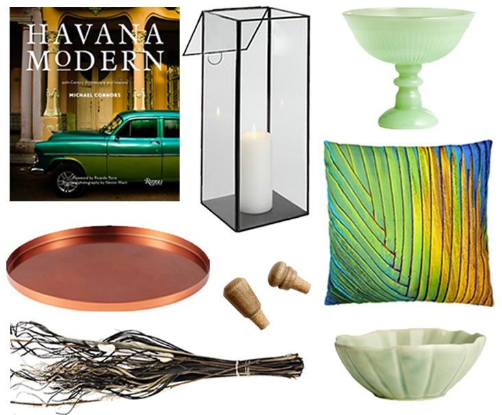 HAVANA MODERN BUDGET INSPIRATION / H&M Home Åhlens Jysk
