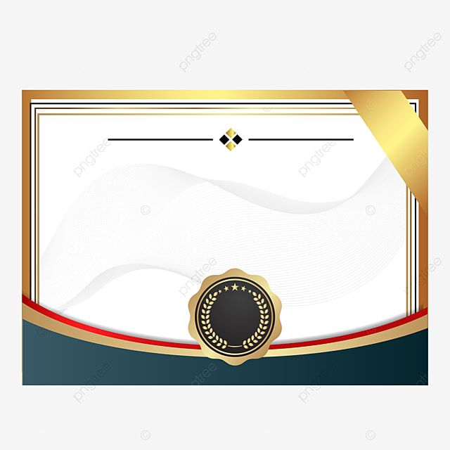 Honor Certificate Border Border Clipart Certificate Honor Certificate Png And Vector With Transparent Background For Free Download Certificate Border Certificate Layout Certificate Design