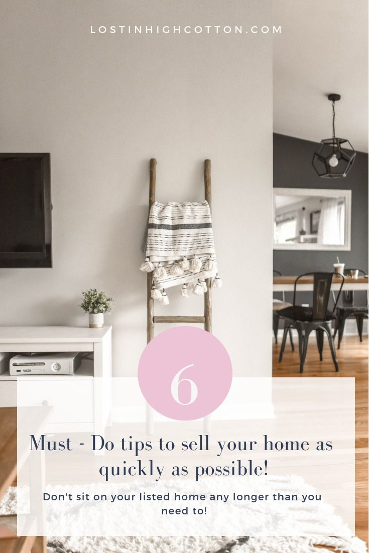 6 Ways To Speed The Process Of Selling Your Home Selling Home