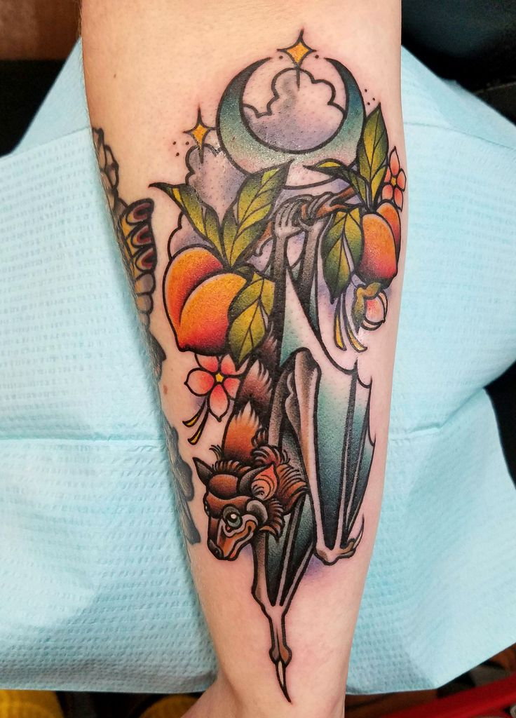 best 25 fruit tattoo ideas on pinterest random tattoos black tattoos and small tattoo. Black Bedroom Furniture Sets. Home Design Ideas