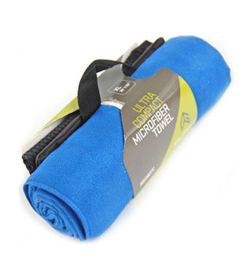 【OUTGO ウルトラコンパクト、マイクロファイバータオルXL】超吸収・速乾XLサイズタオルとメッシュポーチのセット商品です。軍用に開発された製品で、フィールドで厳しくテストされています。ホック留めのハンギングループ付で、たいへん便利です。商品ページ→ http://grove.shops.net/item?itemid=22170