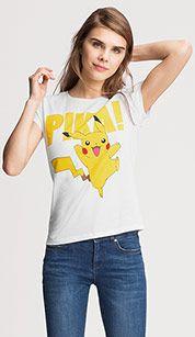 Sklep internetowy C&A | T-shirt Pokemon - kolor: wielokolorowy nadruk