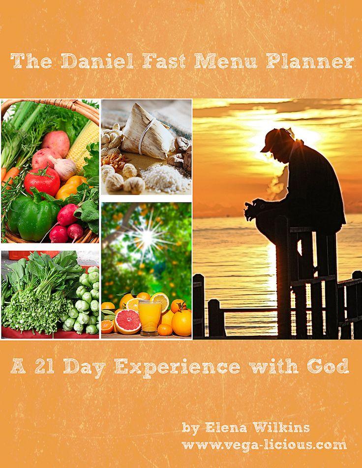 Daniel Fast Recipes and Menu Planner eBook PreSale E