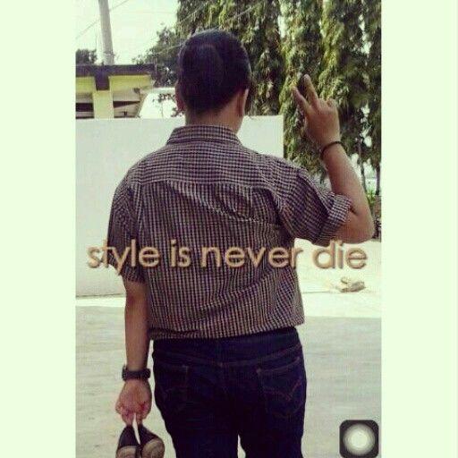Stele is never die #pinterest #followme #instalike #indonesia