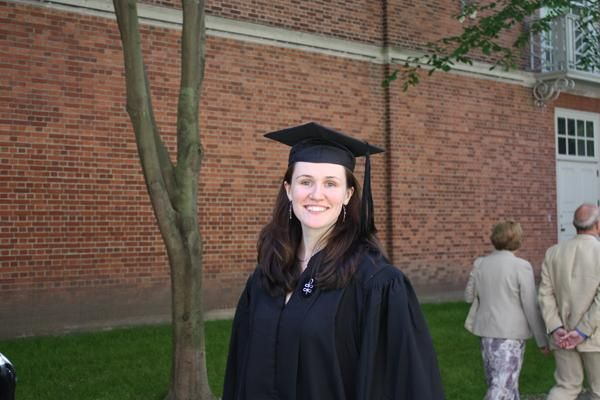 Liz Murray says she made her road by walking it, but she couldn't know where that path would lead when she was a 15-year-old living on the streets of New